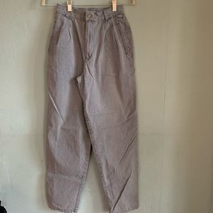 The north face wedgie cut vintage mom hiking pants